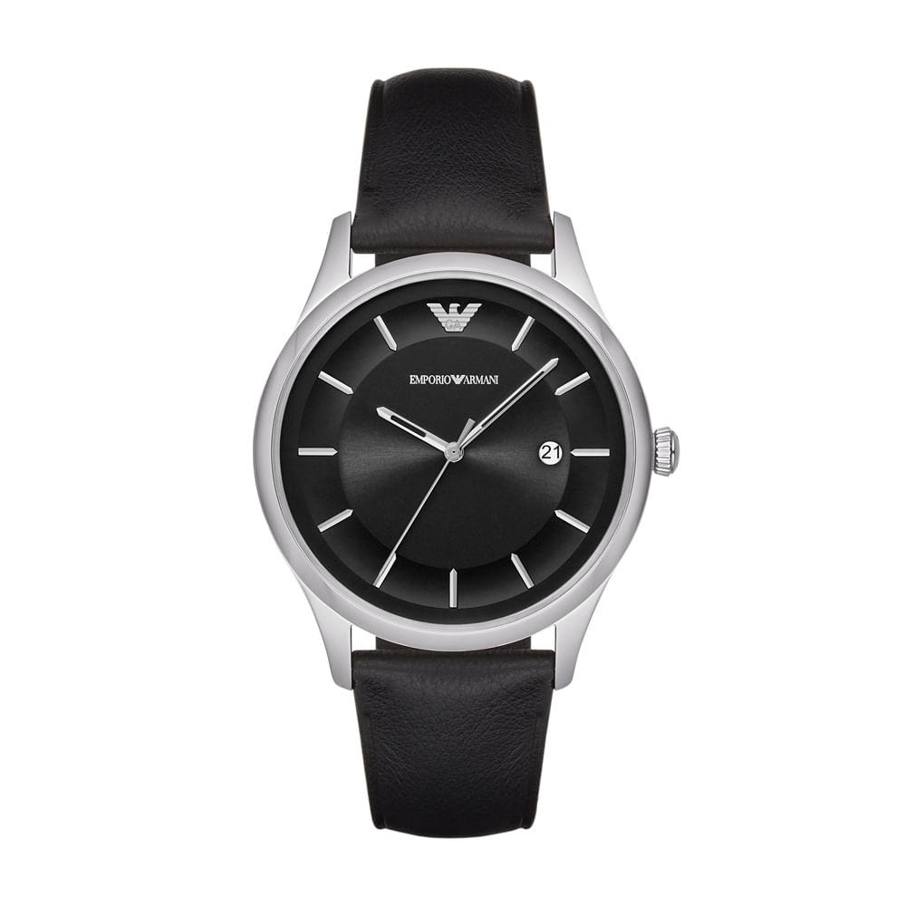 Relógio Emporio Armani Masculino Lambda - AR11020 1PN - timecenter 5f0edc70b7