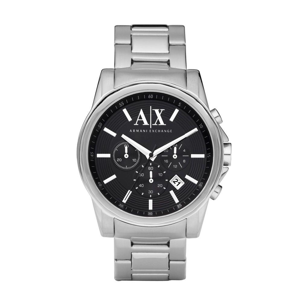 03669f16d08 Relógio Armani Exchange Masculino Outerbanks - AX2058 1KN - timecenter