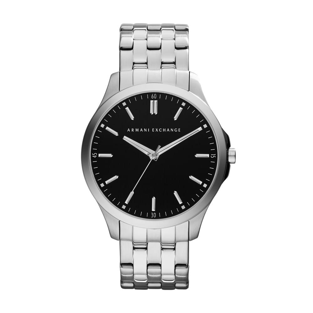5923e8a8f72 Relógio Armani Exchange Masculino Hampton - AX2147 1PN - timecenter