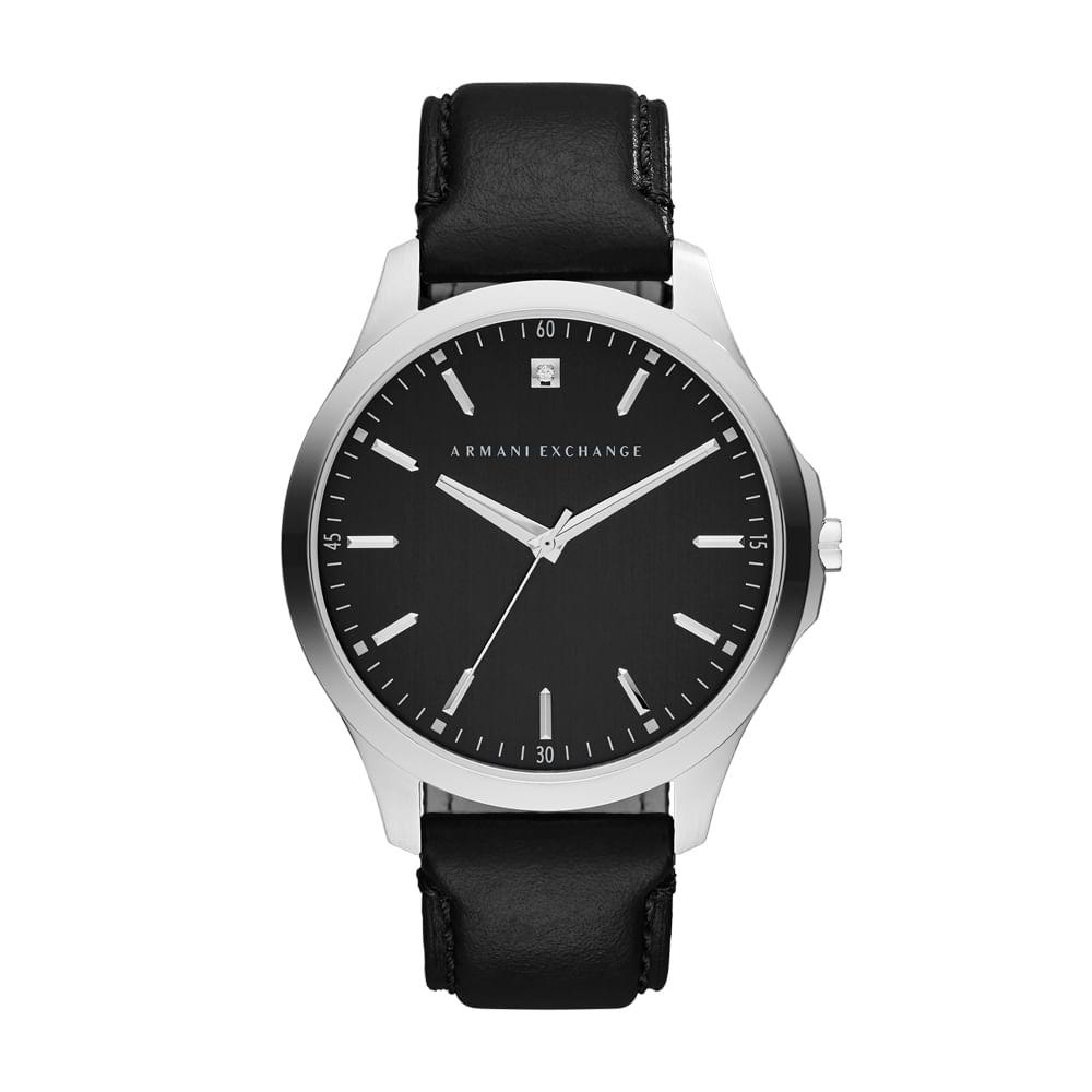 e6e6093c1f0 Relógio Armani Exchange Masculino Hampton - AX2182 0PI - timecenter
