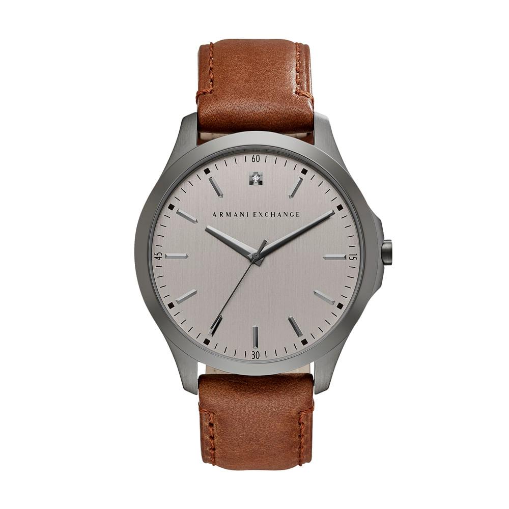 a55da0d9e74 Relógio Armani Exchange Masculino Hampton - AX2195 2CN - timecenter