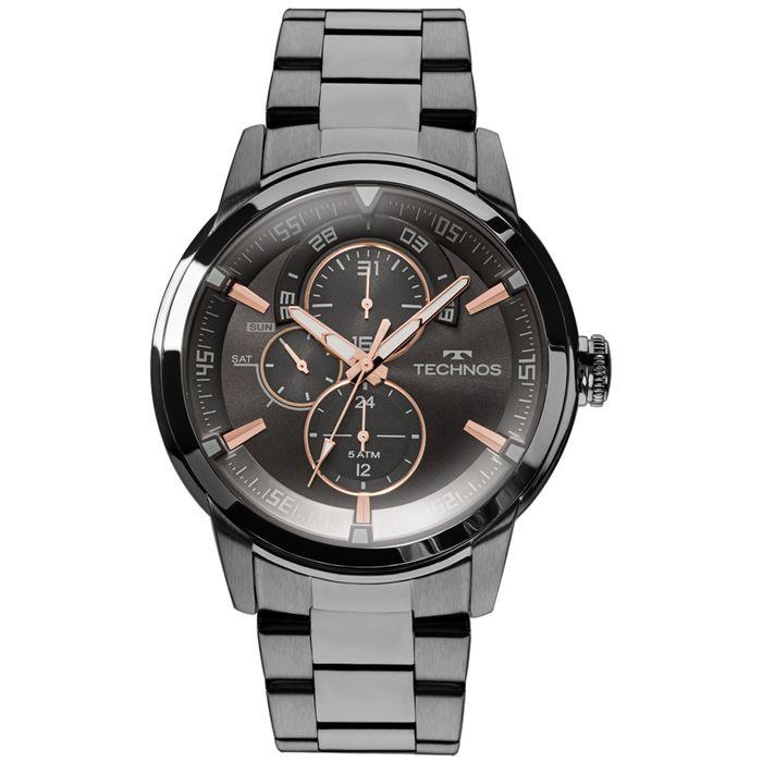 Relógio Technos Grandtech Masculino 6P57AB 4P - technos 5cbad43137