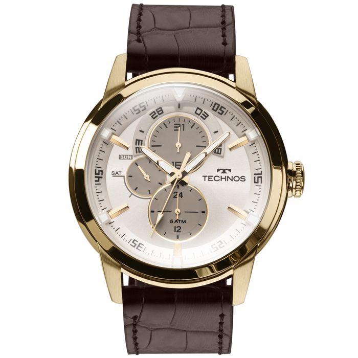 Relógio Technos Grandtech Masculino 6P57AC 2C - technos 553aed7952