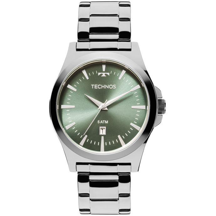 17859738435 Relógio Technos Steel Masculino 2115LAY 1V