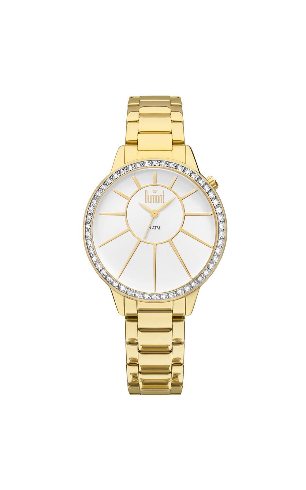 Relógio Feminino Dumont Splèndore DU2035LVH 4B. undefined 1048ad32c1
