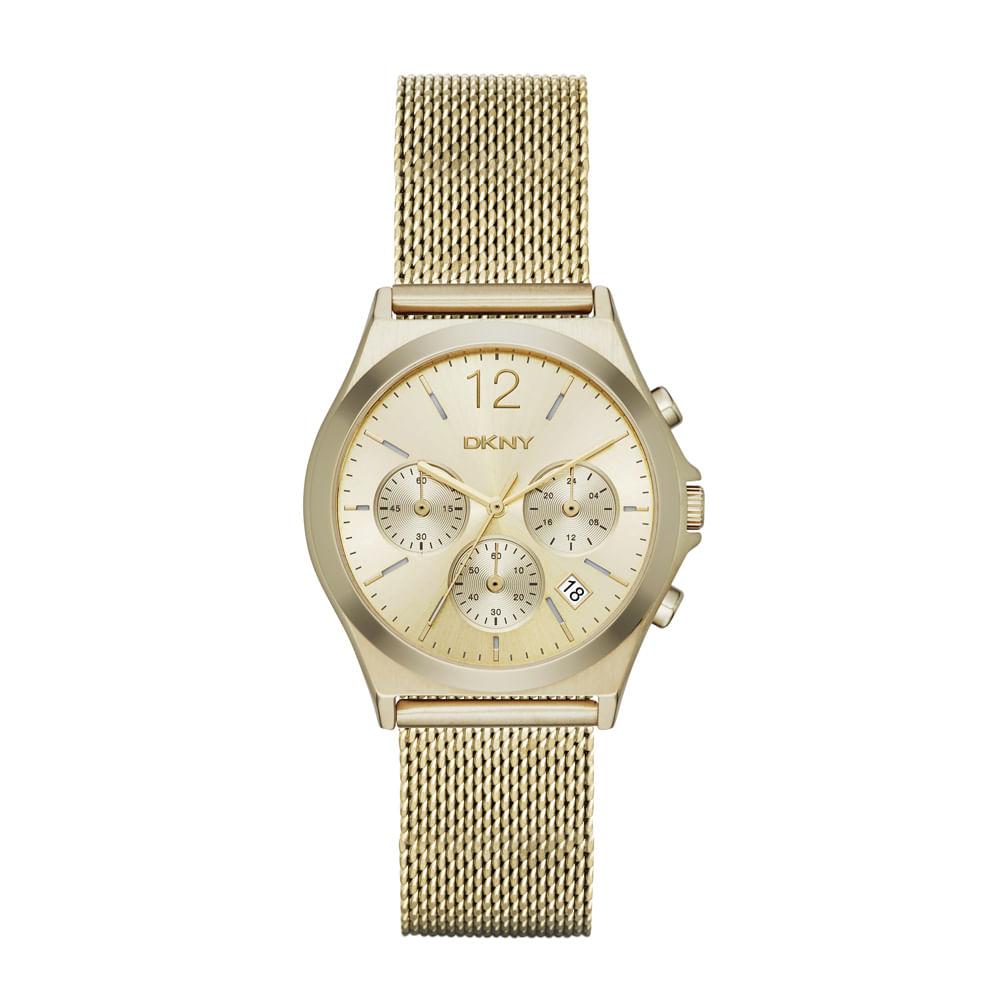 23c2e2d75c4 Relógio DKNY Feminino Parsons - NY2485 4DN - timecenter