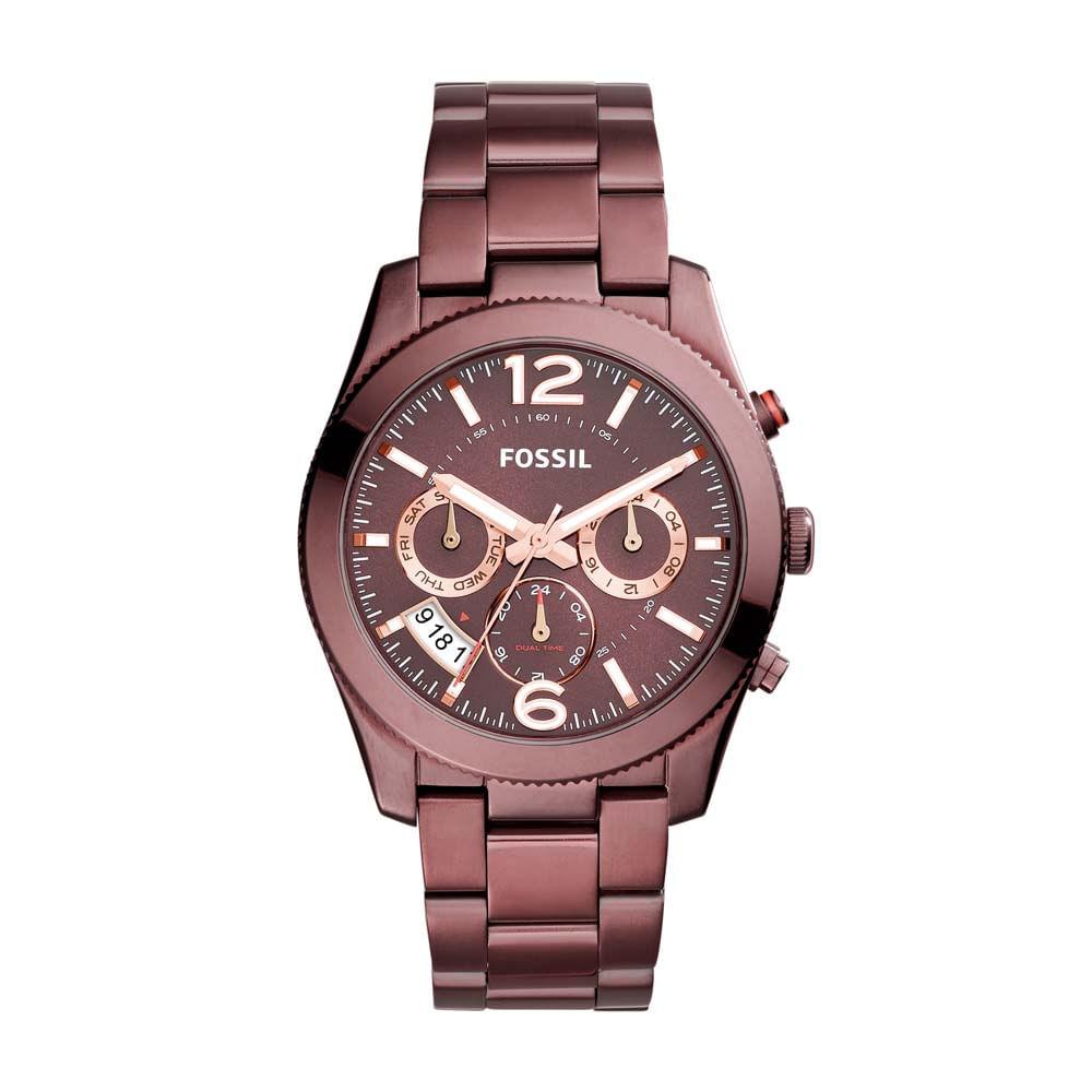 Relógio Fossil Feminino Perfect Boyfriend - ES4110 4TN - fossil ba14b00987