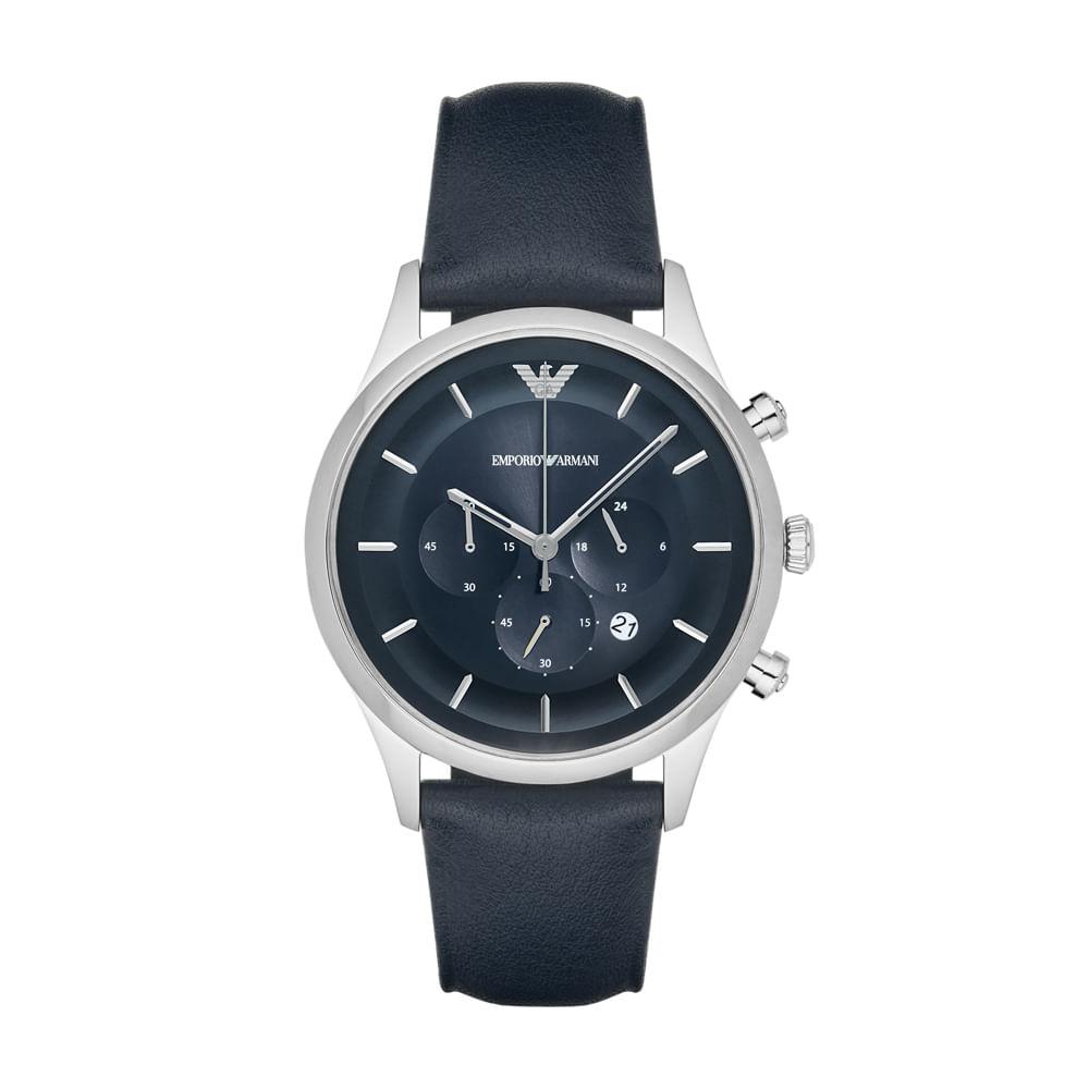 7cbf3222abe Relógio Emporio Armani Masculino Lambda - AR11018 0AN - timecenter