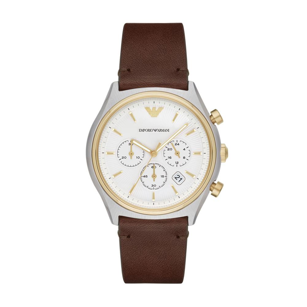 ab453f5b2c7 Relógio Emporio Armani Masculino Epsilon - AR11033 0BN - timecenter