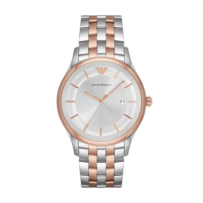 86a0c3b38be Relógio Emporio Armani Masculino Lambda - AR11044 5KN