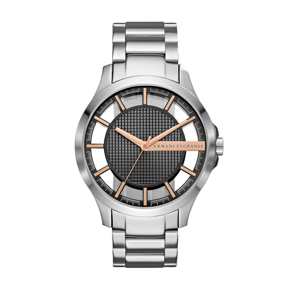 a1467addaff Relógio Armani Exchange Masculino Hampton - AX2199 1KN - timecenter