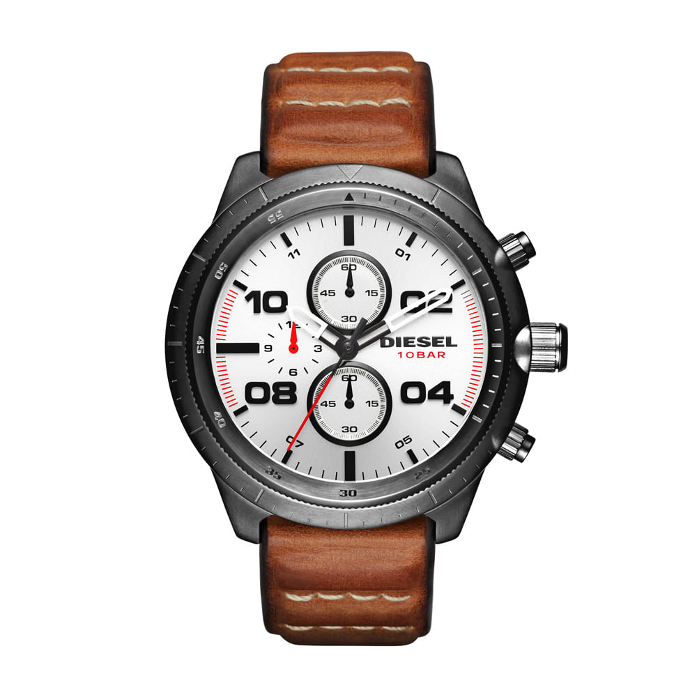 d47af43fd05 Relógio Diesel Masculino Padlock - DZ4438 0PN - timecenter