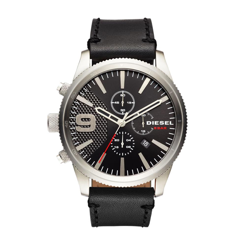 45f320404e3 Relógio Diesel Masculino Rasp Chrono - DZ4444 0PN - timecenter