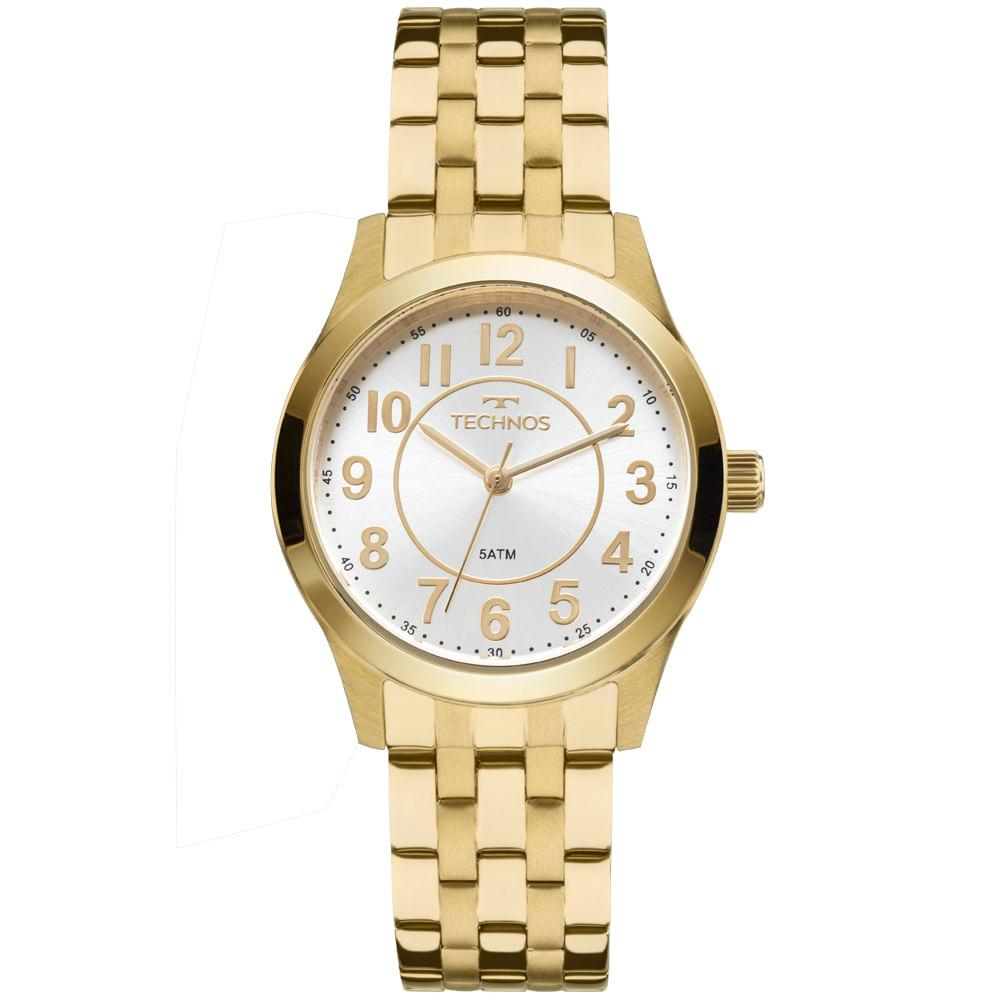 c26660f0a3d34 Relógio Technos Feminino Boutique 2035MJD 4K - timecenter