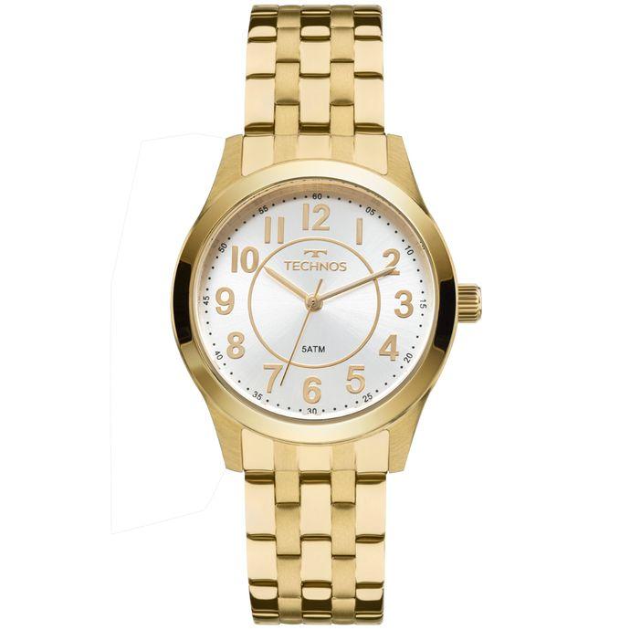 Relógio Technos Feminino Boutique 2035MJD 4K e1b907449f