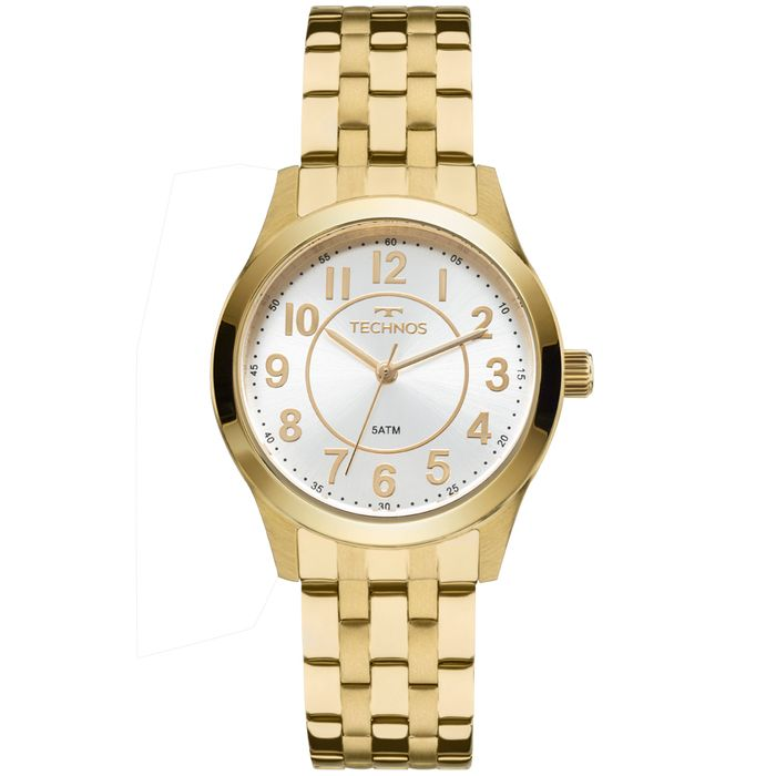 0028d94402a Relógio Technos Feminino Boutique 2035MJD 4K - technos