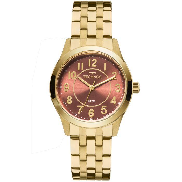 6154dde770e Relógio Technos Feminino Boutique 2035MJD 4R - technos