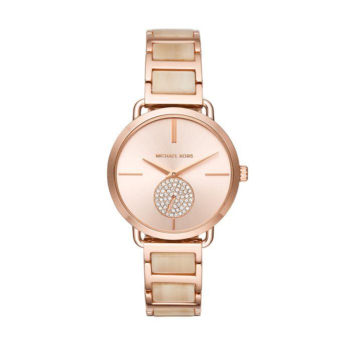 dda5acc0dfd Relógio Michael Kors Feminino Portia - MK3678 5XN