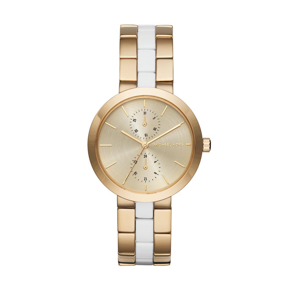 Relógio Michael Kors Feminino Garner - MK6472 5DN - Tempo de Black Friday 1d150d7b80