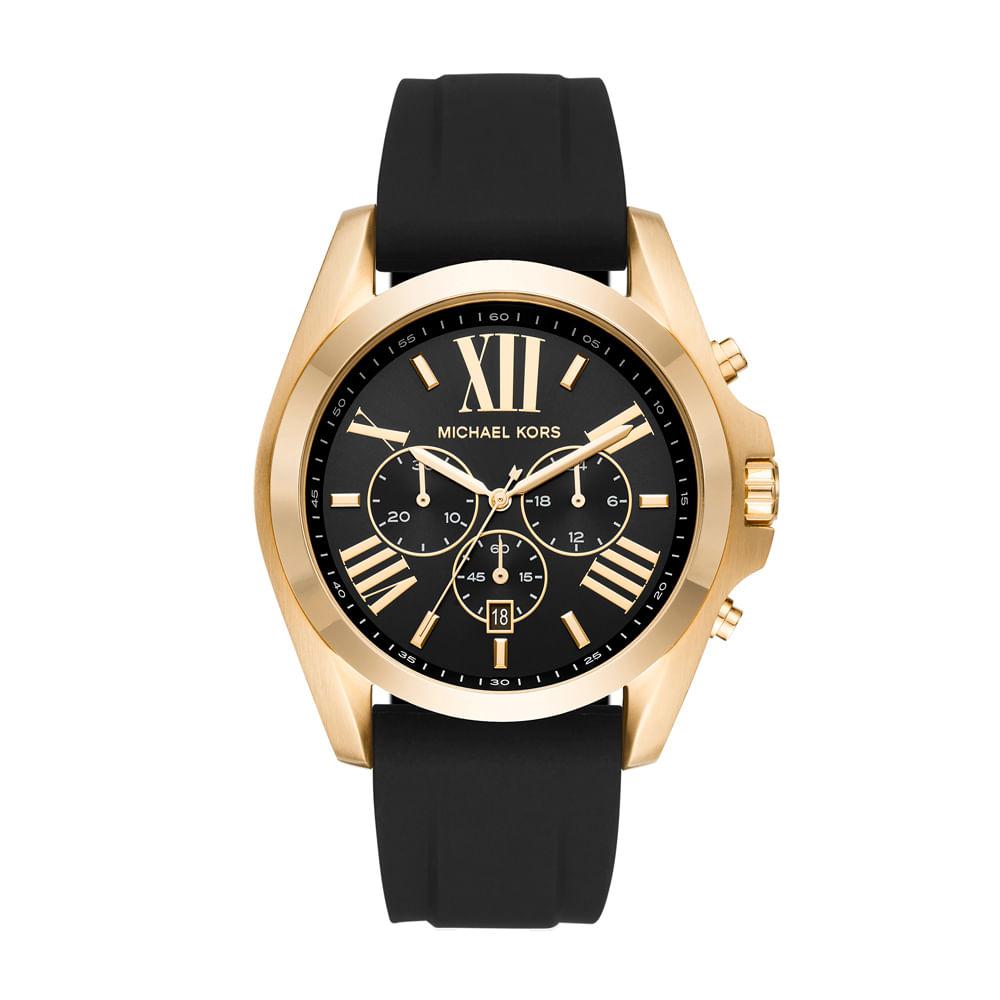cf9cc90a4d91a Relógio Michael Kors Feminino Bradshaw - MK8578 8PN - timecenter