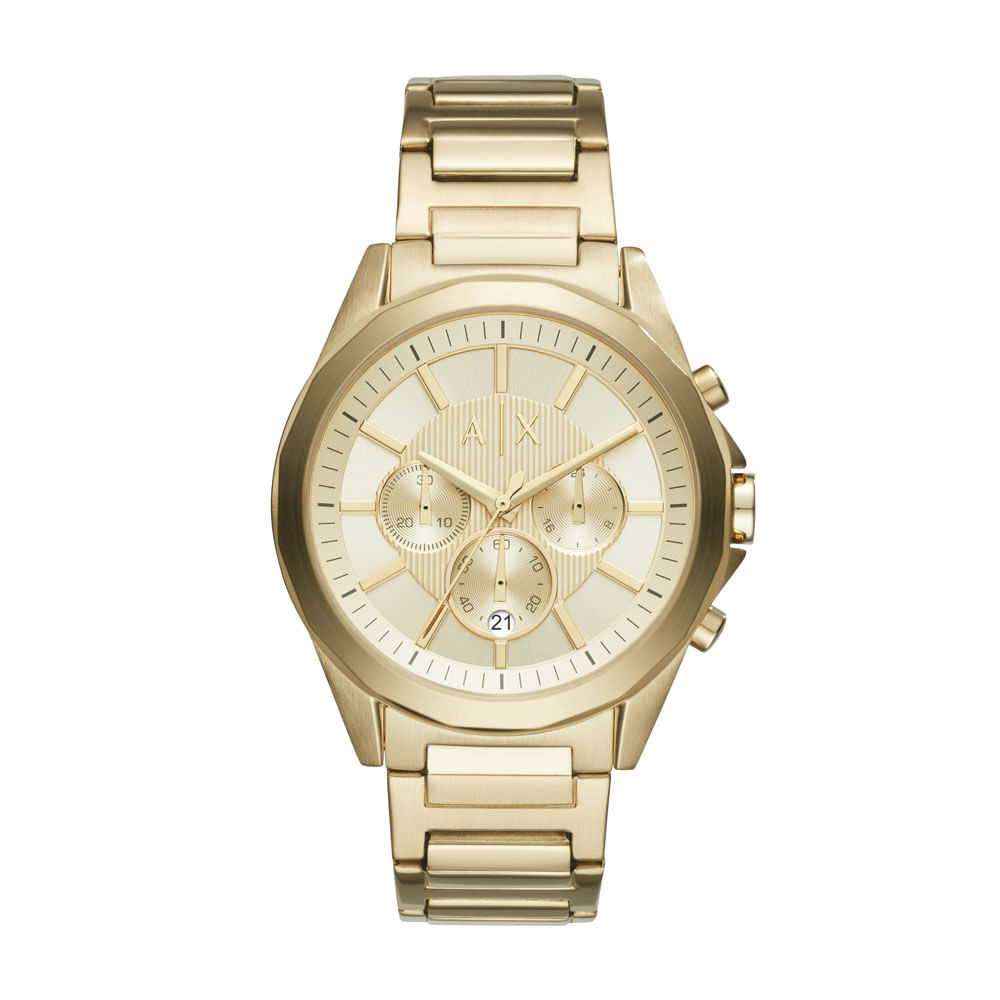 618042a0cf8 Relógio Armani Exchange Masculino - AX2602 4DN - Tempo de Black Friday