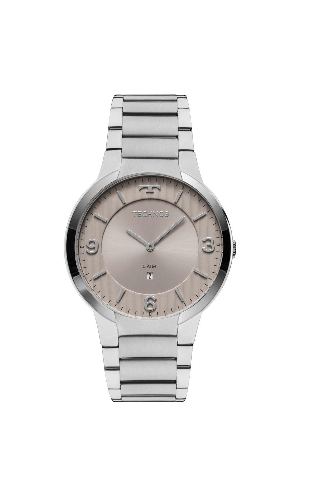 Relógio Technos Slim Masculino GL15AO 1C. undefined 44fa60fce2