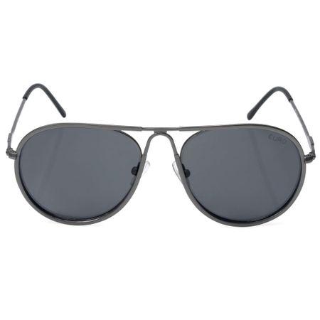 5658a837ae9a8 Óculos de Sol Euro Feminino Aviador Grafite OC214EU 3K