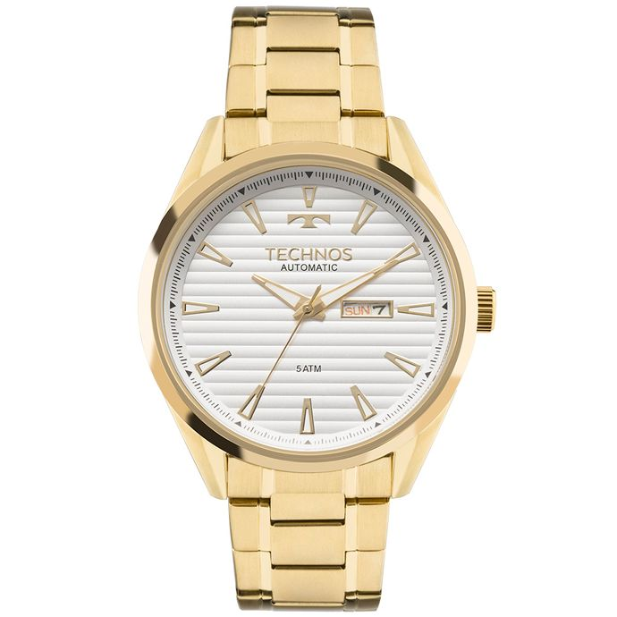 430919c28fb32 Relógio Technos Automatico Masculino 8205NX 4B