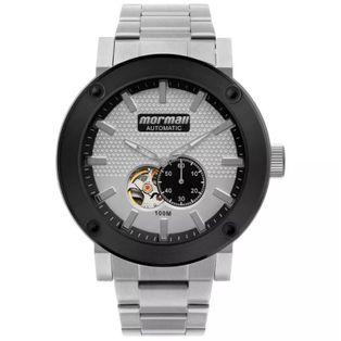 4b2b93e875e MormaiiShop - Relógios Mormaii Prata – timecenter