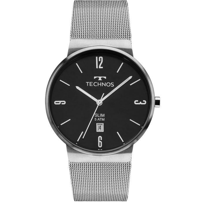 Relógio Technos Unissex Slim GM10YI 1P - technos 459b20ac18