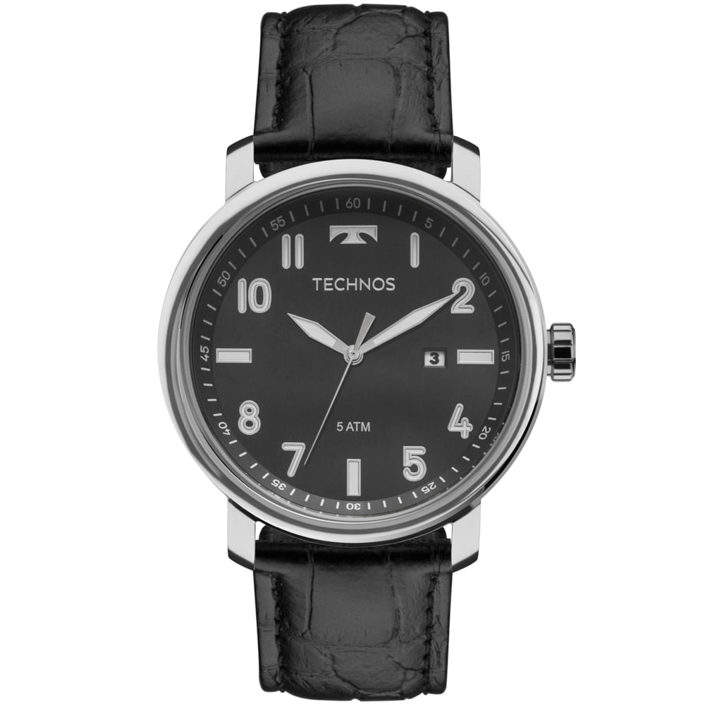 Relógio Technos Masculino Steel 2115MNI 0P - timecenter 39ec3636b8