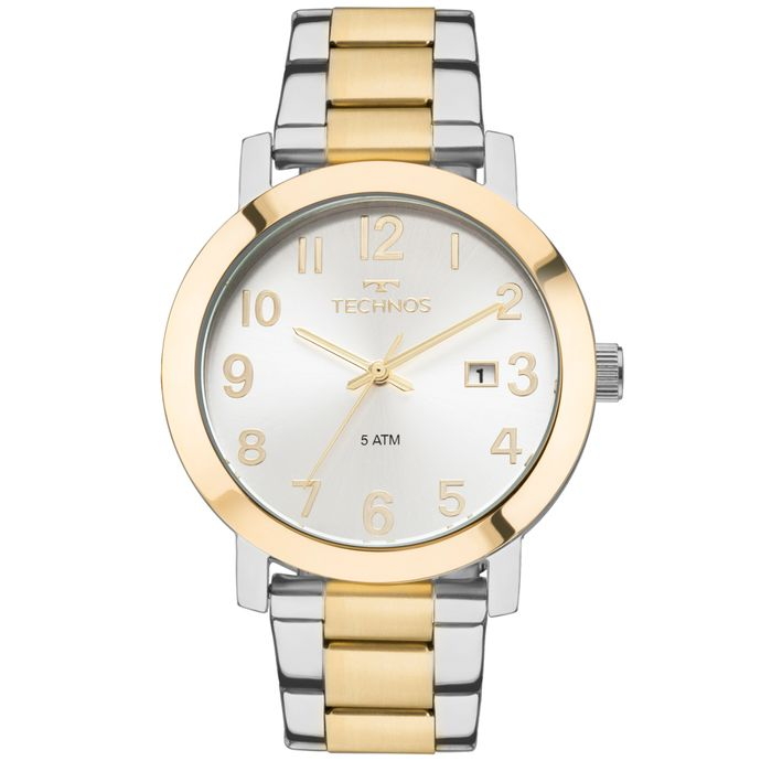 Relógio Technos Feminino Dress 2115MNF 5K aa7853553f