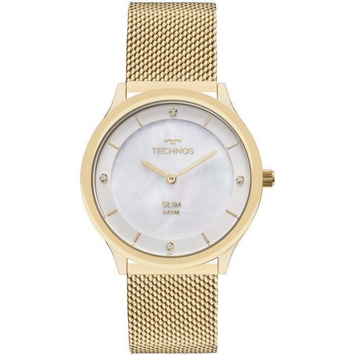 48a5c0d6aac Relógio Technos Feminino Ladies GL20HH 1B - technos