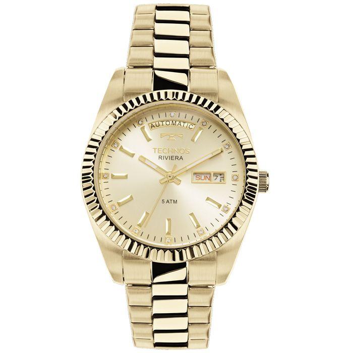 93d117a31357e Relógio Technos Feminino Riviera 8205OA 4X - technos