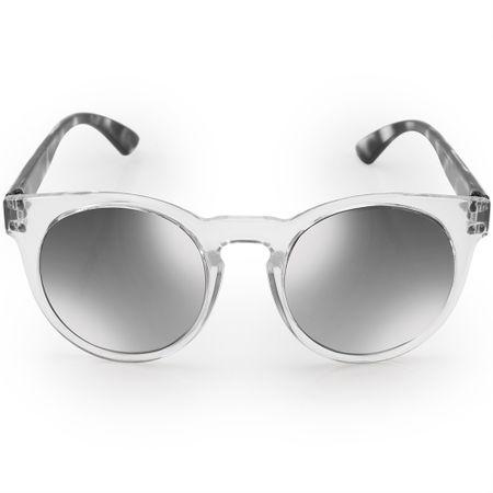 5f8c64c72 Óculos de sol Euro Feminino Fashion Fit Transparente - E0001DC043/8C