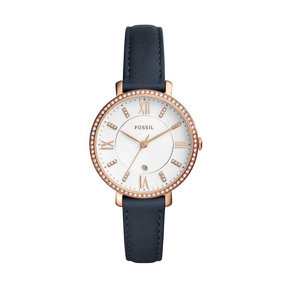 9646925b823 Relógio Fossil Feminino Core - ES4291 2BN - timecenter
