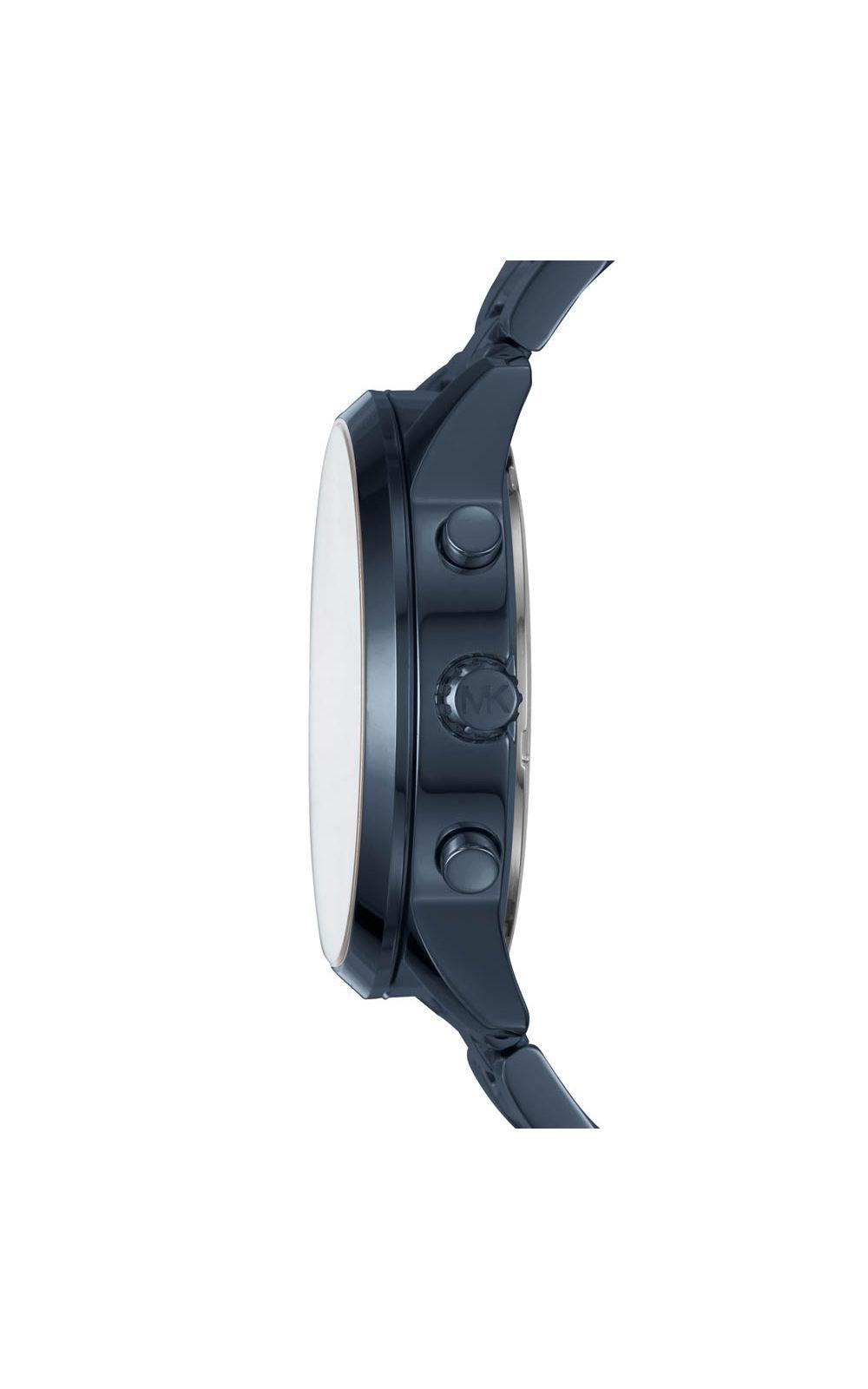 66e7f523e3594 ... Foto 2 - Relógio Michael Kors Feminino Azul Slater - MK6522 4AN