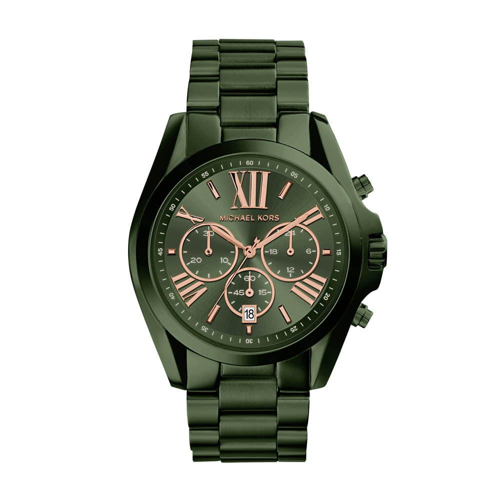 Relógio Michael Kors Feminino Bradshaw - MK6528 4VN - timecenter c1c363f899