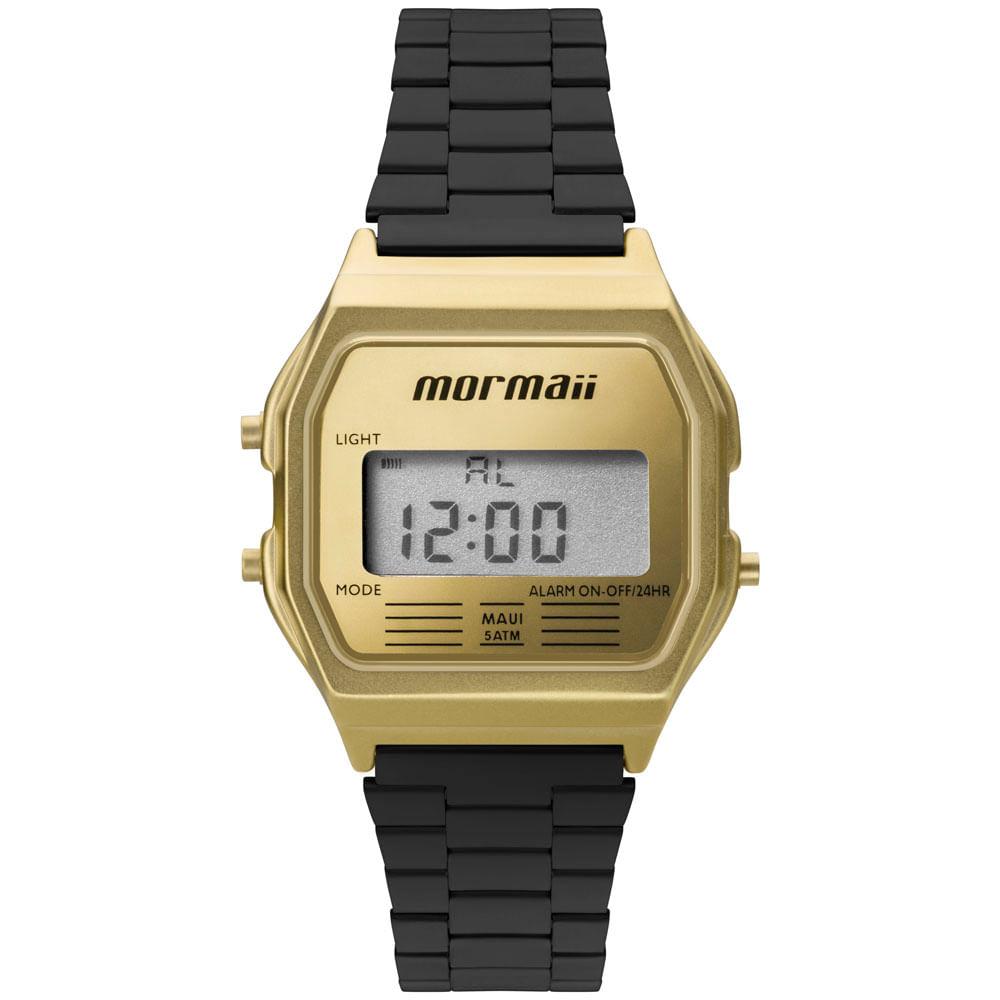 899e955b6fed1 Relógio Mormaii Feminino Sunset - MOJH02AK 4D - timecenter