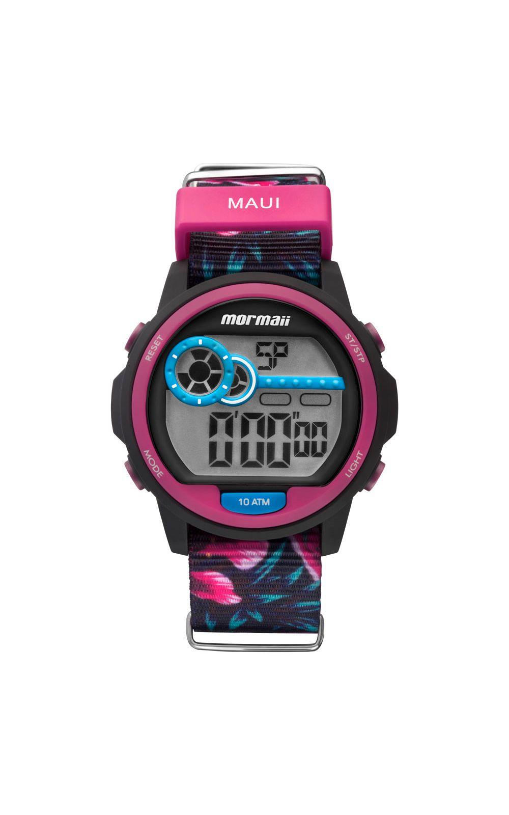 Relógio Mormaii Feminino Luau - MO1462 2T   Opte+ 8dcf96f66c