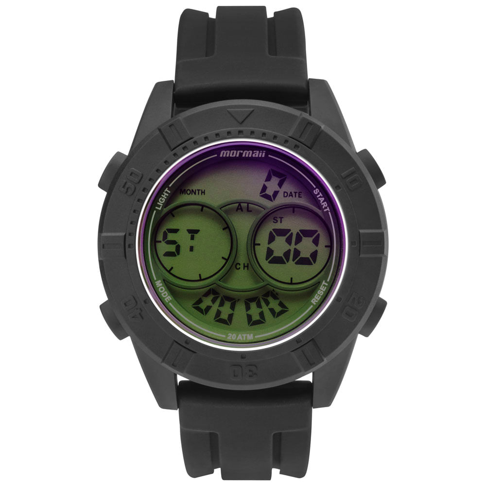 3f84894a1fb Relógio Mormaii Masculino Action - MO1608A 8P - timecenter