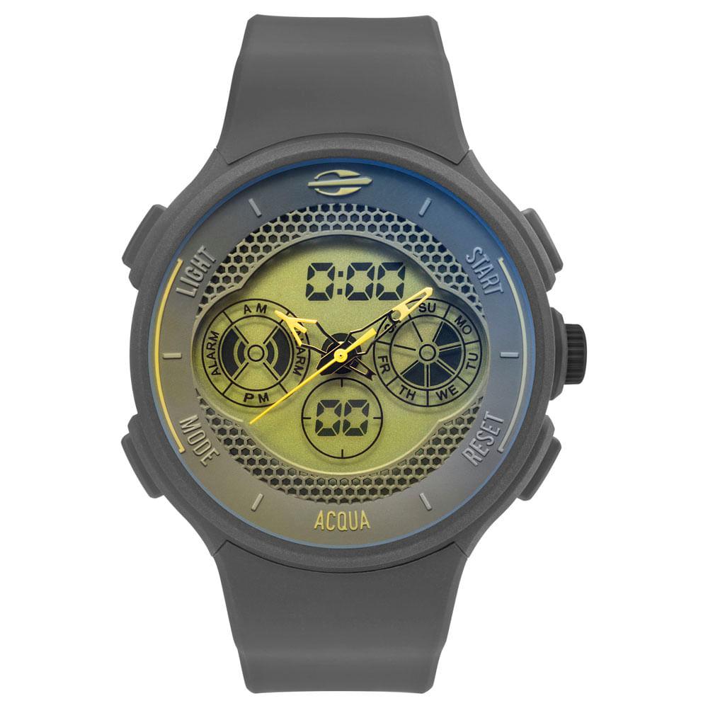 Relógio Mormaii Masculino Action - MO1608C 8A - timecenter 6e6192ab8b