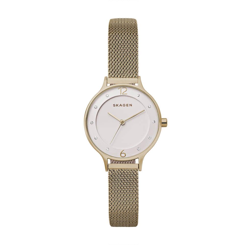 3c9d19be3688a Relógio Skagen Feminino Rosé Anita - SKW2650 4BN - timecenter