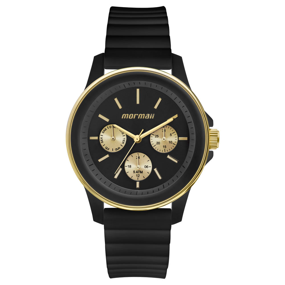 Relógio Mormaii Feminino Luau - MO6P29AG 8P - timecenter 247bde971f