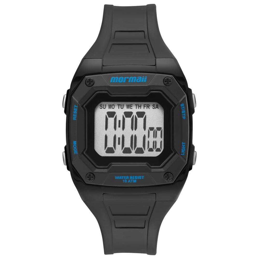 Relógio Mormaii Masculino Action - MO9451AA 8A - timecenter dd3be15c86