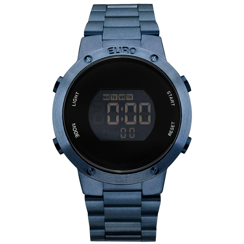 EUBJ3279AC4A. EUBJ3279AC4A  EUBJ3279AC4A  EUBJ3279AC4A. Euro. Relógio  Feminino Fashion Fit ... 38b4b16490