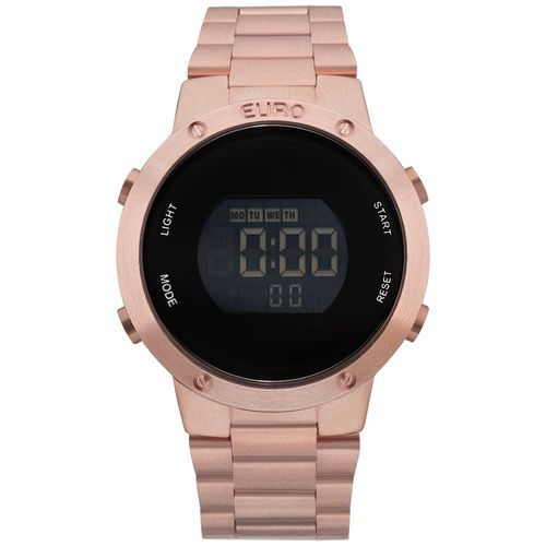 31054492db1 Relógio Feminino Fashion Fit EUBJ3279AF 4J - Rose Gold