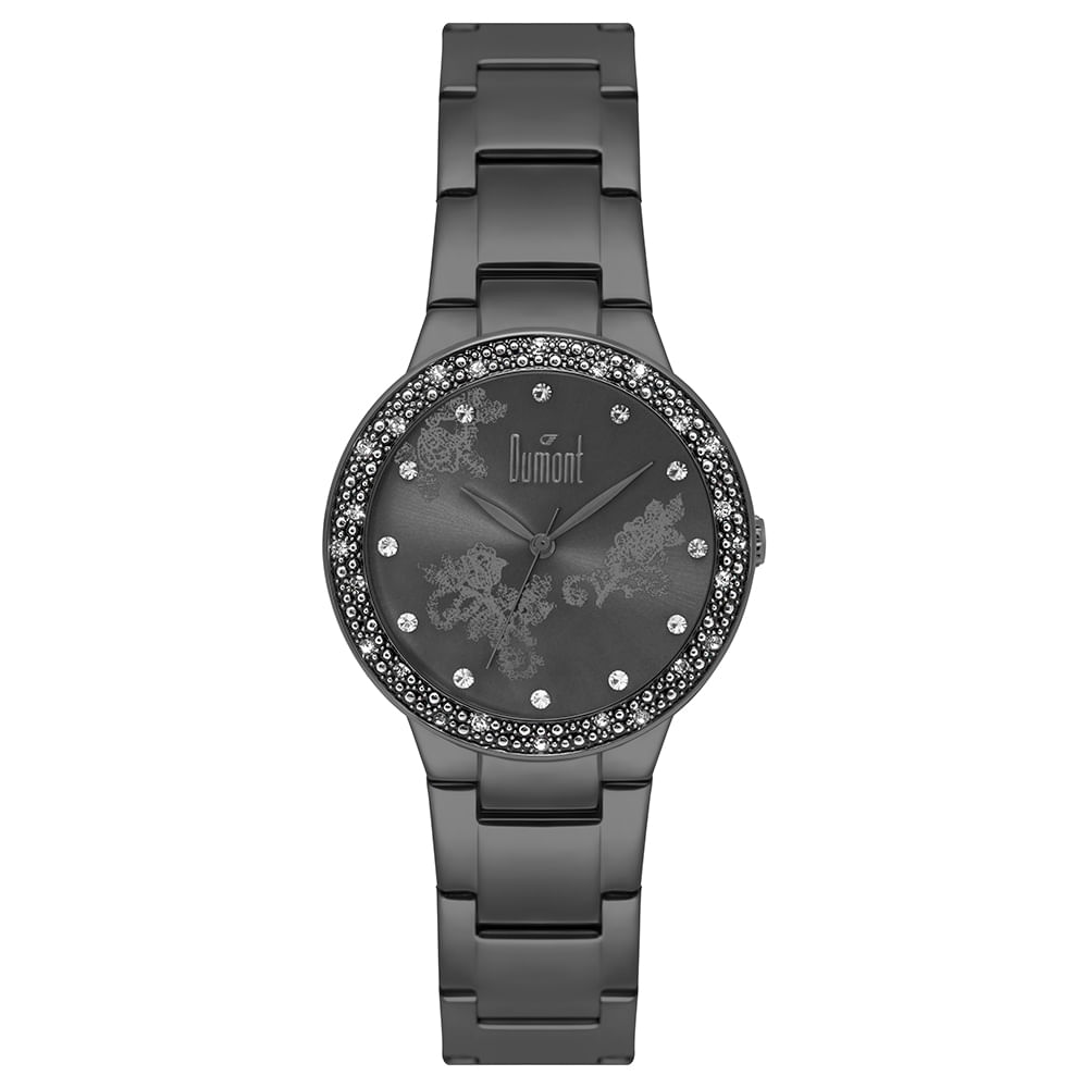 8e1f4c3a268 Relógio Dumont Splèndore Feminino DU2035LWK 4C - timecenter