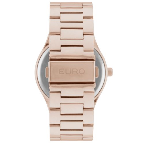 Relógio Euro Feminino 3D EU2036YLN 4T - Rose Gold - euro b68ae9743f