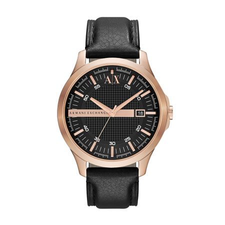 Relógio Armani Exchange Hampton Preto AX2129/2PI